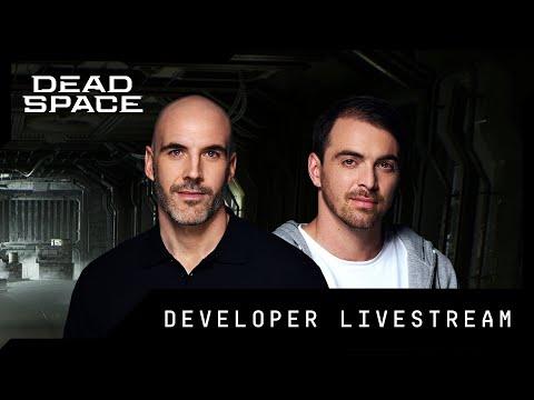 Early Dev Livestream de Dead Space Remake