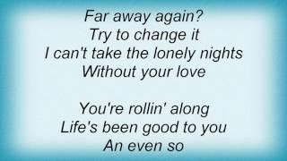 Alan Jackson - Wait A Minute Lyrics