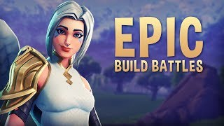 Epic Build Battles! Duos With Monstcr
