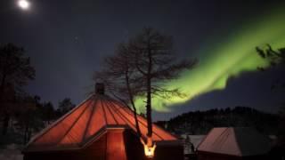 Aurora Timelapse - Camp Nikka, Malangen Resort, Norway