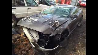 2015 Mustang - Totaled (By Drunk Driver)