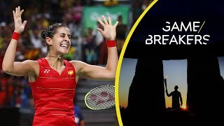 How Carolina Marin Defeated Asia's Badminton Domination | Game Breakers