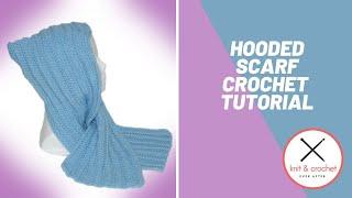 Free Hooded Scarf Workshop Part 1