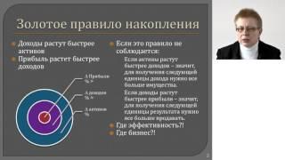 Золотое правило развития предприятия. Обновлено 14.03.2017