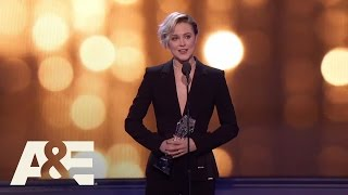 Evan Rachel Wood Wins Best Actress in a Drama Series | 22nd Annual Critics' Choice Awards
