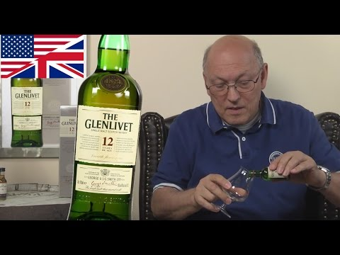 Whisky Review/Tasting: Glenlivet 12 years