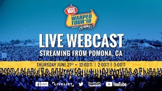 2018 Warped Tour: Live