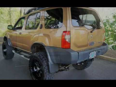"""2000 Nissan Xterra XE-V6, Lifted, Newer Wheels 33""""Tires. for sale in Milwaukie, OR"""
