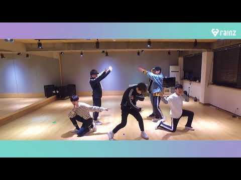 레인즈(RAINZ) Juliette DANCE PRACTICE