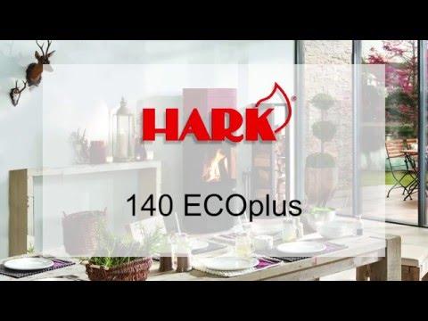 Kaminofen Hark 140 ECOplus