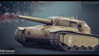 World Of Tanks ЛБЗ ст15 т28