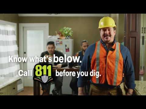 Wine Expert Tom DiNardo Featured Sokesperson - 811 Call Before You Dig