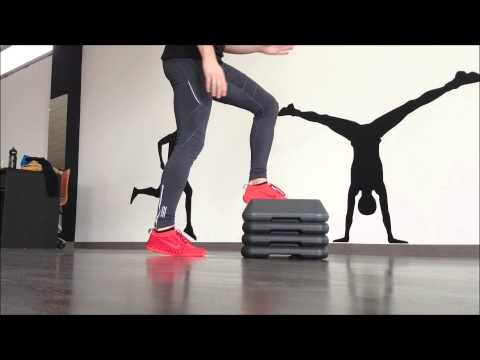 Los ejercicios para arrojar el peso