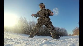 Зимняя рыбалка на ленка в приморском крае