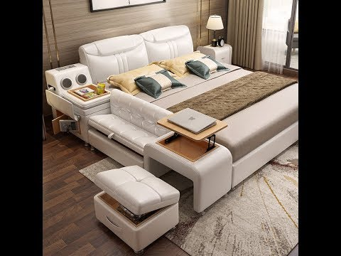 SPACE SAVING IDEAS & SMART FURNITURE 2019