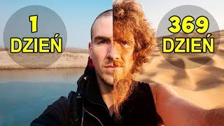 Ten mężczyzna przeszedł 5 000 km pieszo. Oto co się z nim stało