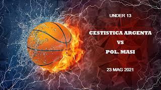 U13: Cestistica – Pol. Masi highlights
