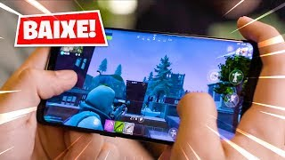 COMO BAIXAR O FORTNITE NO ANDROID