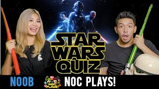 NOC Plays Star Wars Quiz (GIVEAWAY)