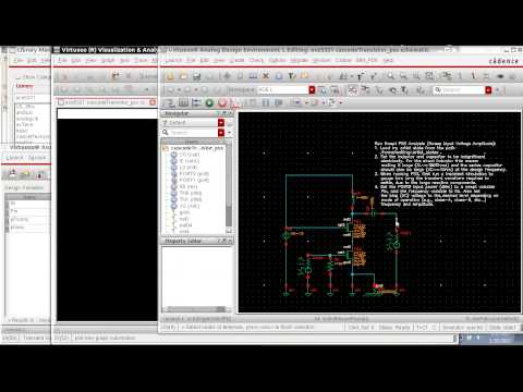 IC Design Series in Cadence Virtuoso 3: Load Pull of Power