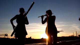 Duo Almira  (flute and bassoon) -  Tico Tico