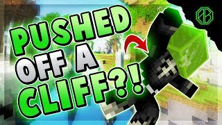 I got pushed off a 50 foot cliff IRL ( Hypixel Skywars Storytime )