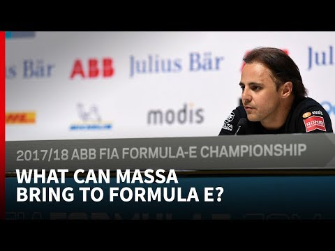 What can Massa bring to Formula E?