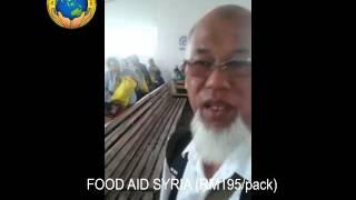 FOOD AID SYRIA MISSION 2016 – Part 2