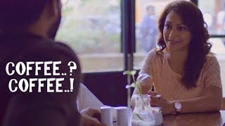 The Coffee Date..!! ft. Sunayana Fozdar| The Short Cuts