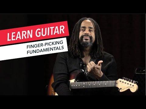 Beginner Guitar Lessons: Finger-Picking Fundamentals | Guitar | Lesson | Beginner
