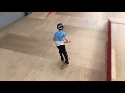 Revolution Skatepark - Easter Skate and Scoot Camp 2019