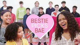 I Let My Little Sisters Pick My Boyfriend: Alley   Bestie Picks Bae