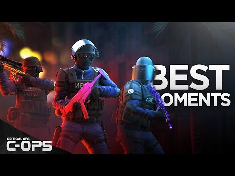 BEST CRITICAL OPS MOMENTS! C-OPS Moments & Community Plays #55