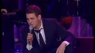 Michael Buble performs I've Got The World On A String (LIVE)