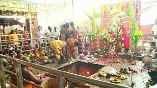 Sri Pratyangira Devi Temple Amavasya Homa (28-09-2019)