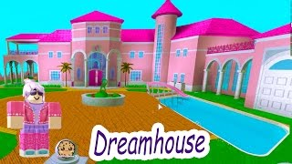 Roblox Hide And Seek Extreme & Barbie Life In The Dreamhouse Mansion Game Play
