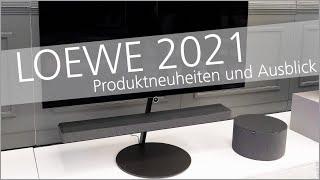 Loewe OLED TV Produkte 2020/2021 | Produktneuheiten und Teaser