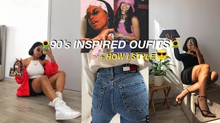 How To Style 90's Inspired Outfits   Chrissie Milan