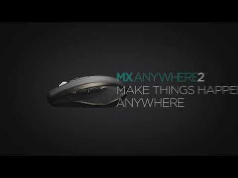 Logitech MX Anywhere 2S (Wireless)