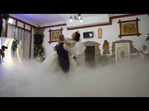 Оформлення весільного танцю спецефектами, відео 3