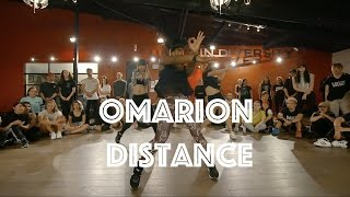 Hamilton Evans and his class killing this Distance dance