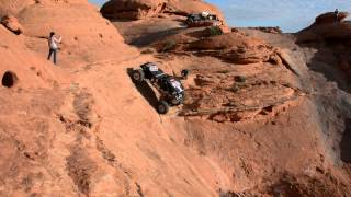 """""""Youve Got To Be SUPER Nuts"""" Sand Hollow Rock Crawling Extreme"""