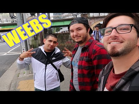 AKIHABARA   ANIME AND ARCADE HEAVEN – Japan Trip Vlog #2  MikeDasProfessor