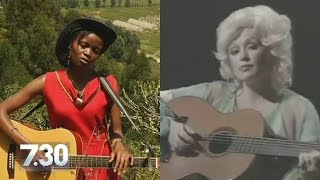 Kenya embraces Dolly Parton's country message