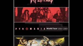 Def Leppard Getcha Rocks Off Live 1983