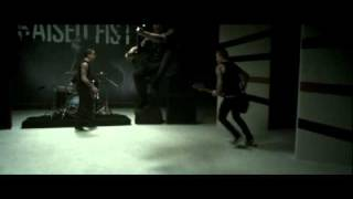 Raised Fist - Wounds (OFFICIAL VIDEO) HQ