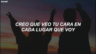Marshmello - Here With Me ft. CHVRCHES (Traducida al Español)