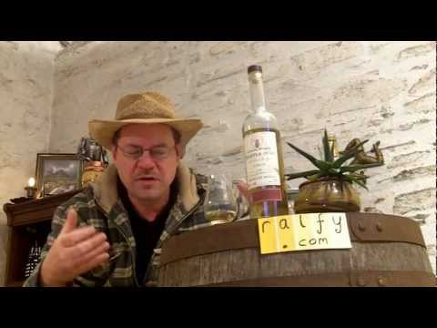 whisky review 264 – Ocho Anejo Tequila 2007 Vintage