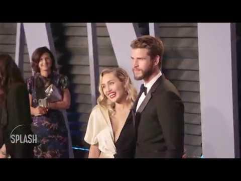 Miley Cyrus and Liam Hemsworth's last minute wedding | Daily Celebrity News | Splash TV