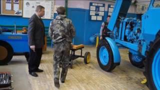 """приспособление для расстыковки тракторов """"Беларус - 80/82"""""""